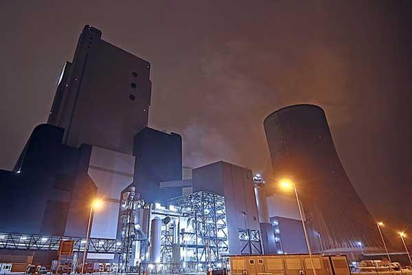 Industrial asbestos removal