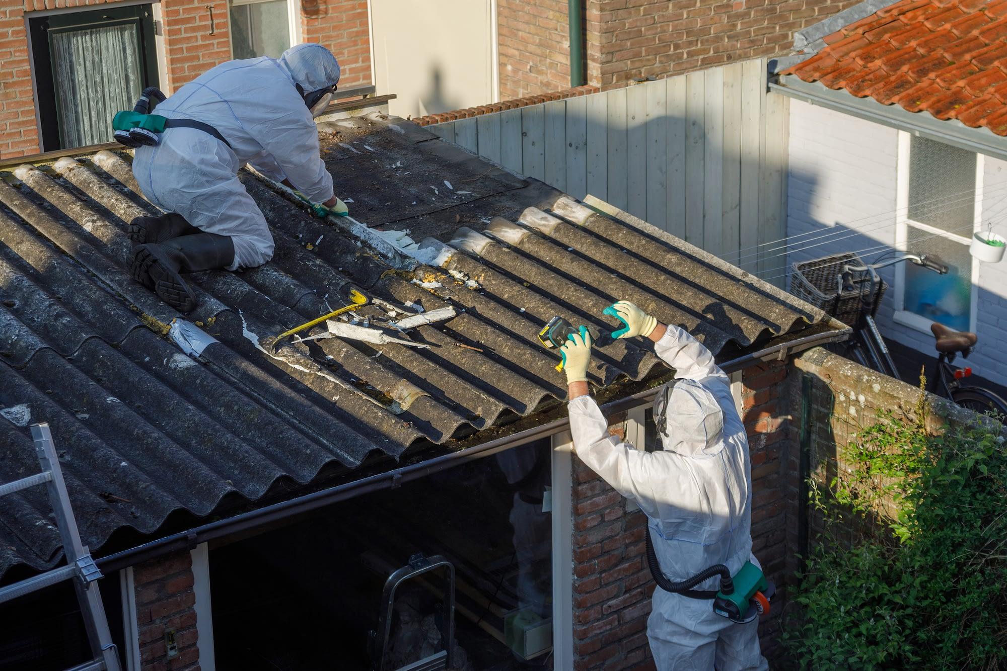 Residential Sabestos Removal